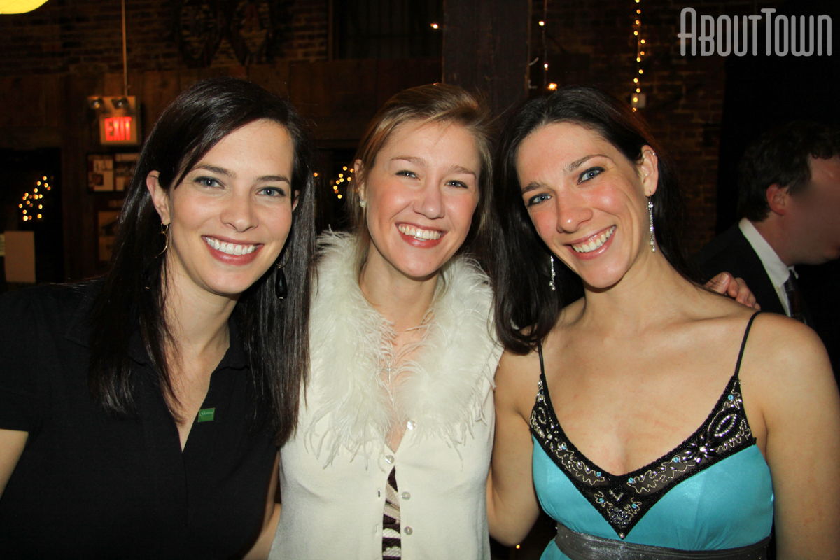 Christine Smith, Maggie O'Connor, Amy Payne