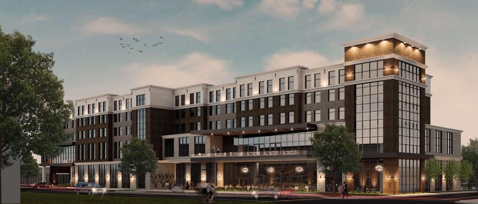 Take a Look inside New Birmingham Luxury Hotel