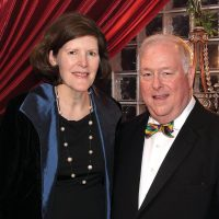 George Wheelock III and Frances Sommers, February 2019