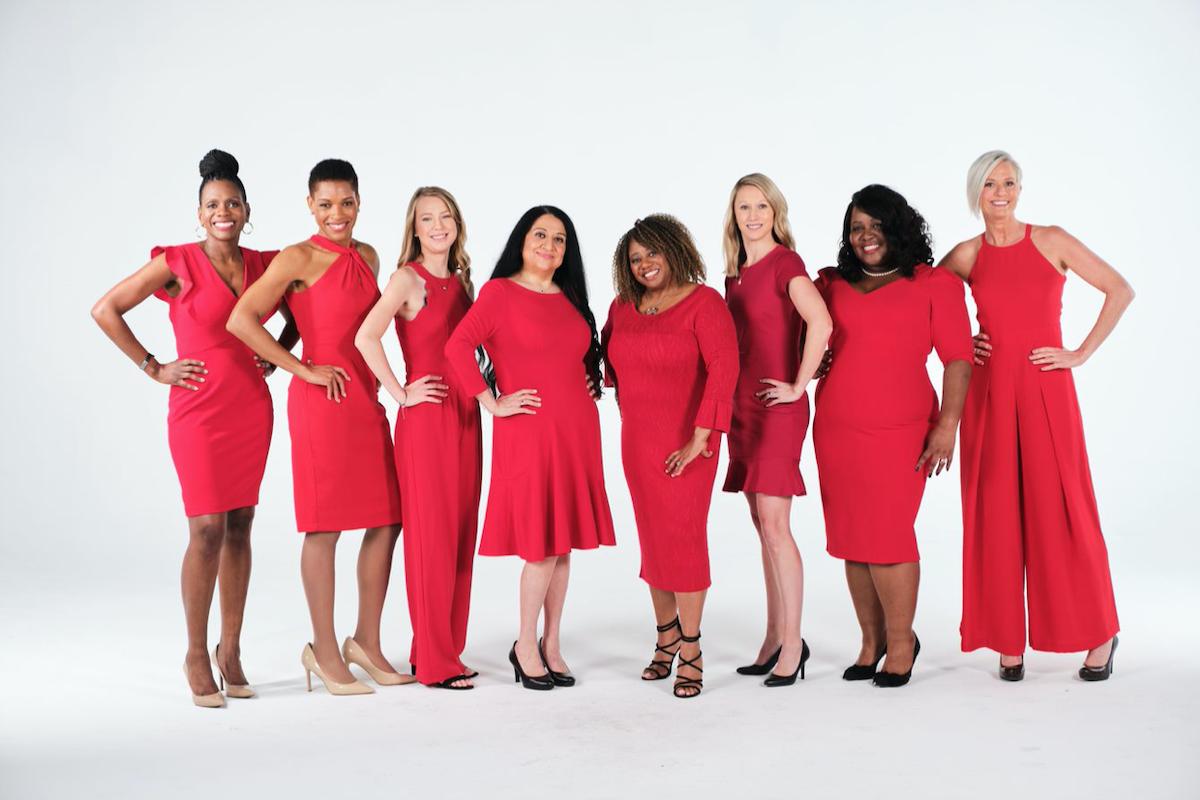 Meet the Birmingham Women in the Go Red Real Women 2021 Class