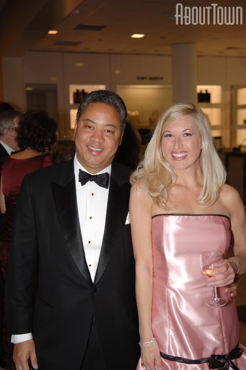 Michael Choy, Missy Fullmer