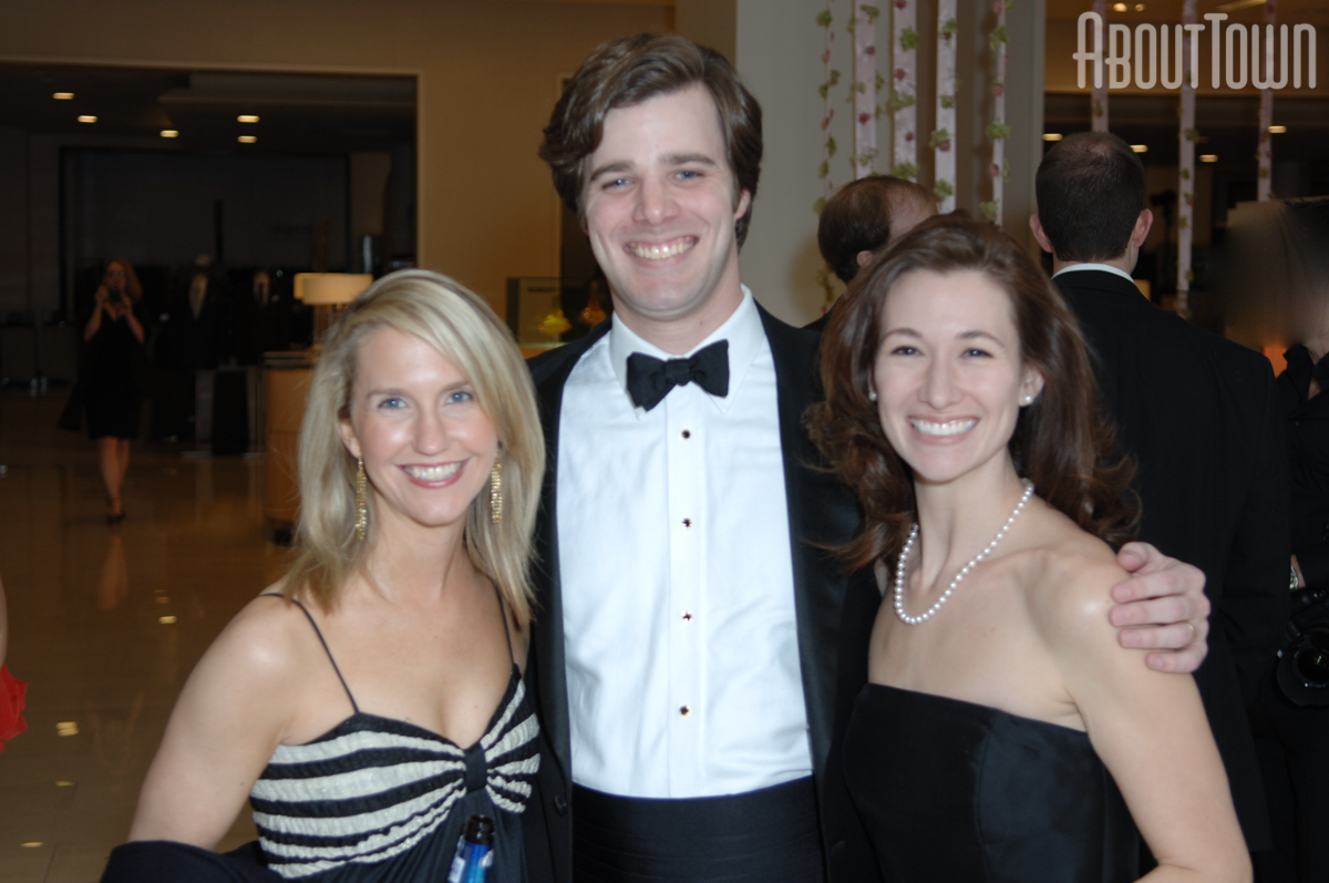 Sara Schilleci, Michael and Tamara Sansbury