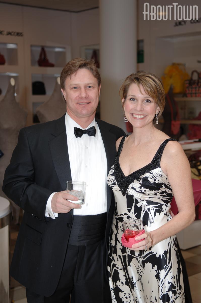 Shawn and Sylvia Barnes