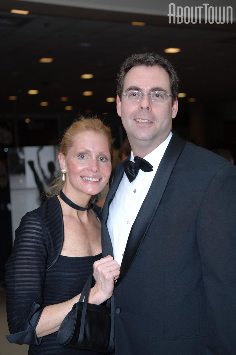Alane and Matt Barnes