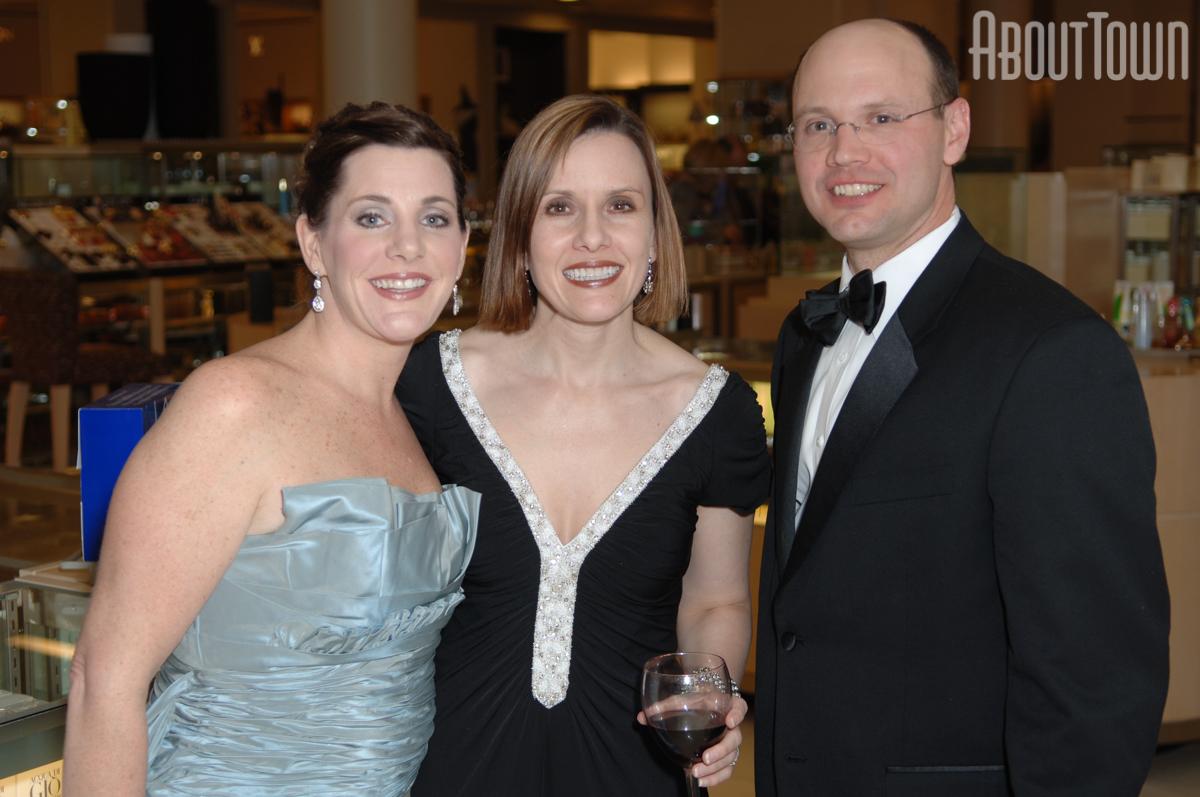 Shannon Raine, Amy and Jim Maziarz