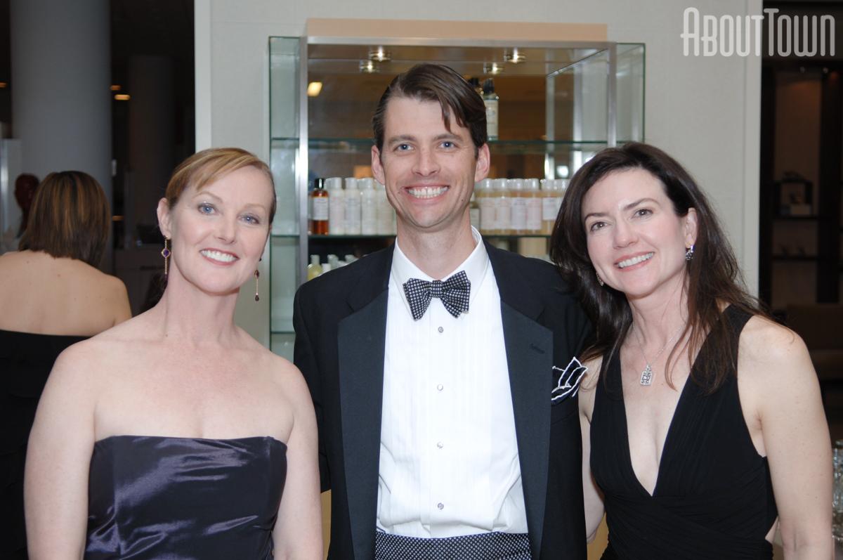 Tracey Alvey, Daniel and Jennifer Bolongaro