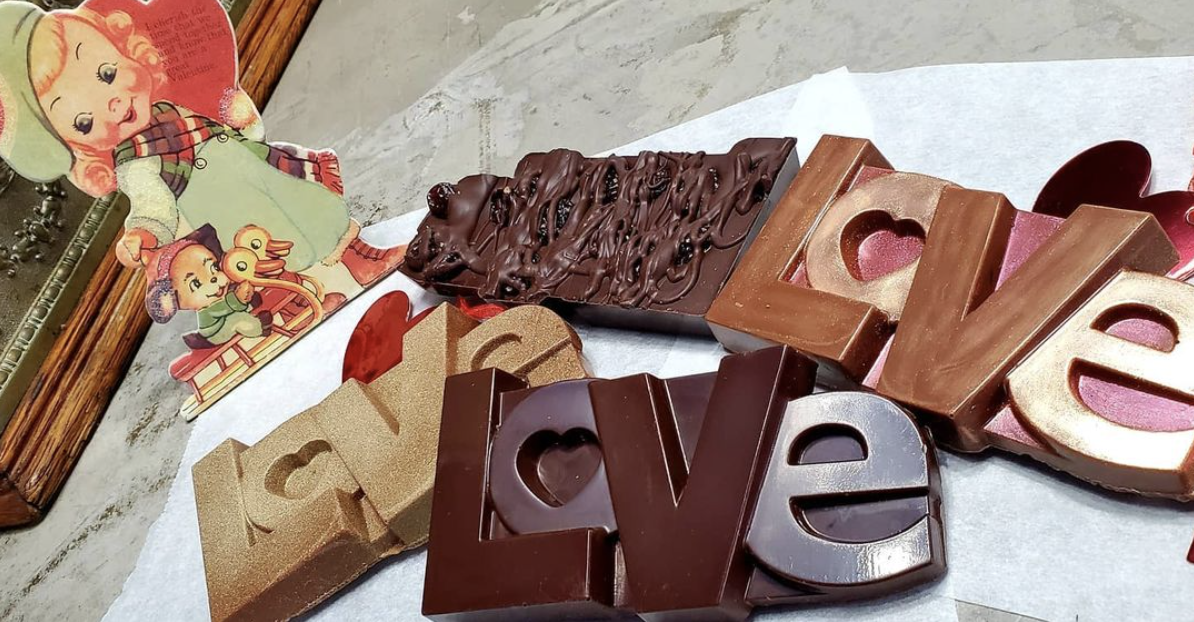 8 Local Chocolate Shops Perfect For Valentine's Day!