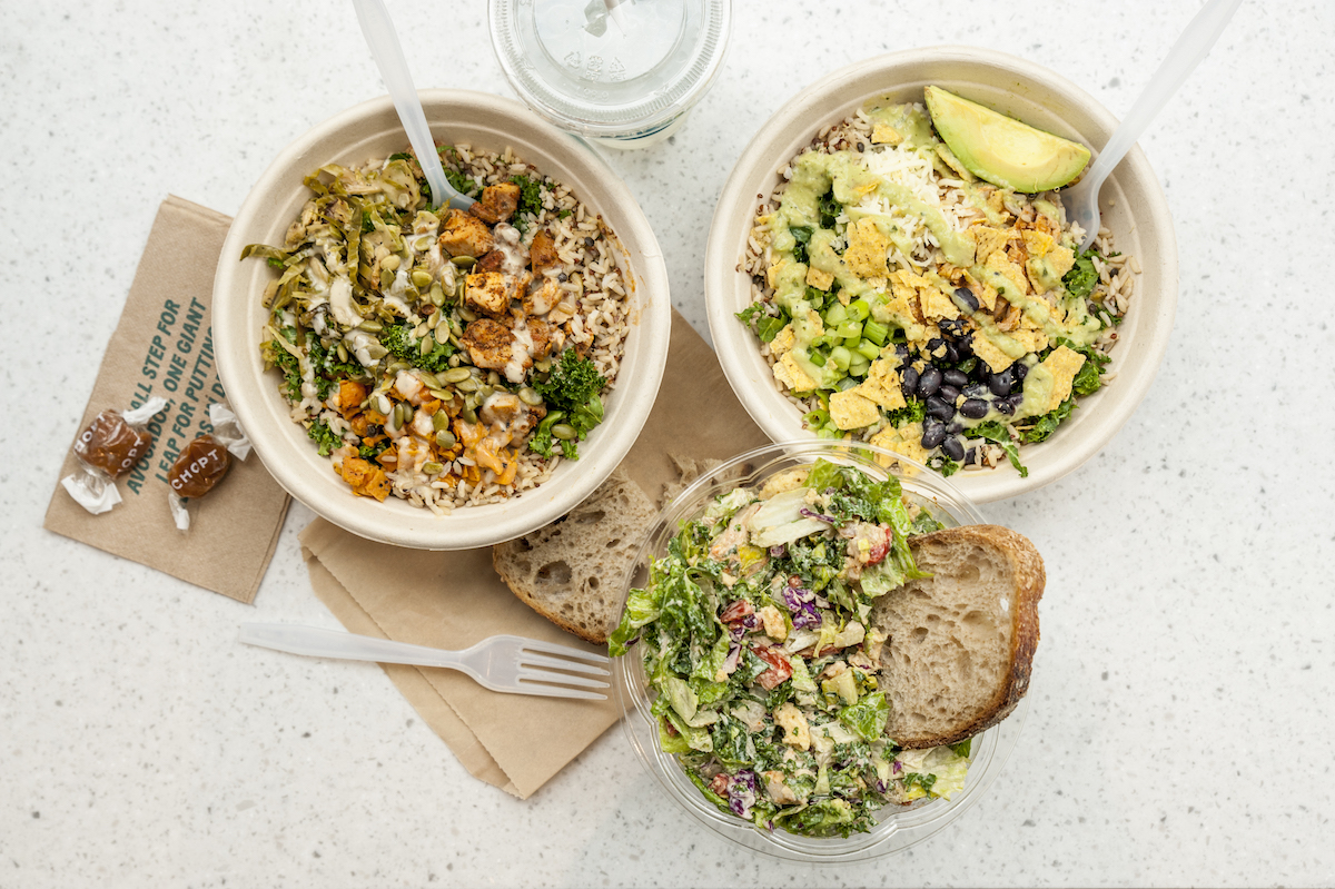CHOPT Creative Salad Co. opens at the Summit!