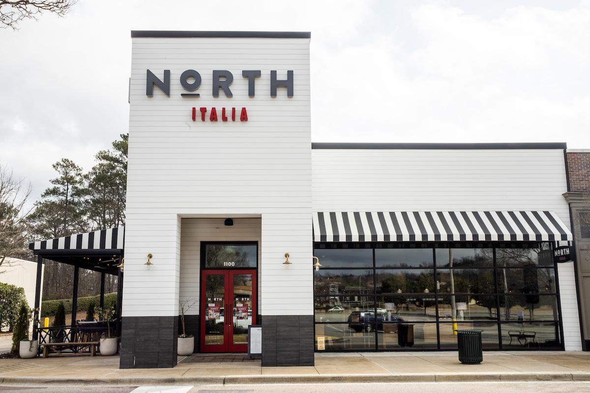 North Italia Restaurant opens at The Summit
