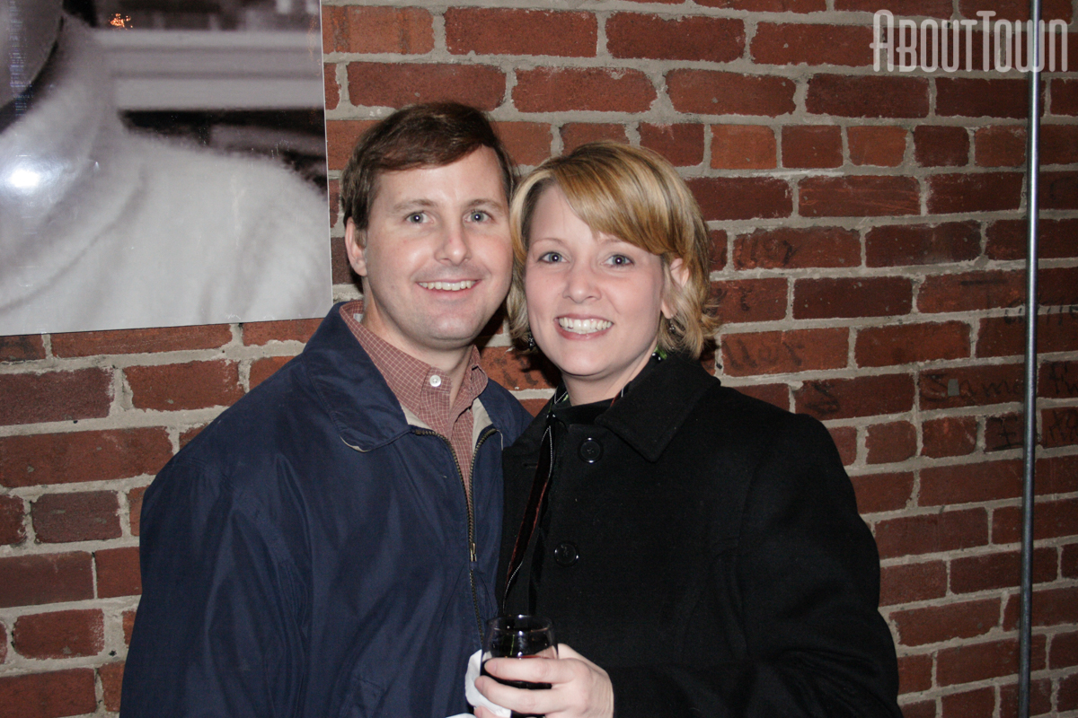 Reed and Ashley Bates