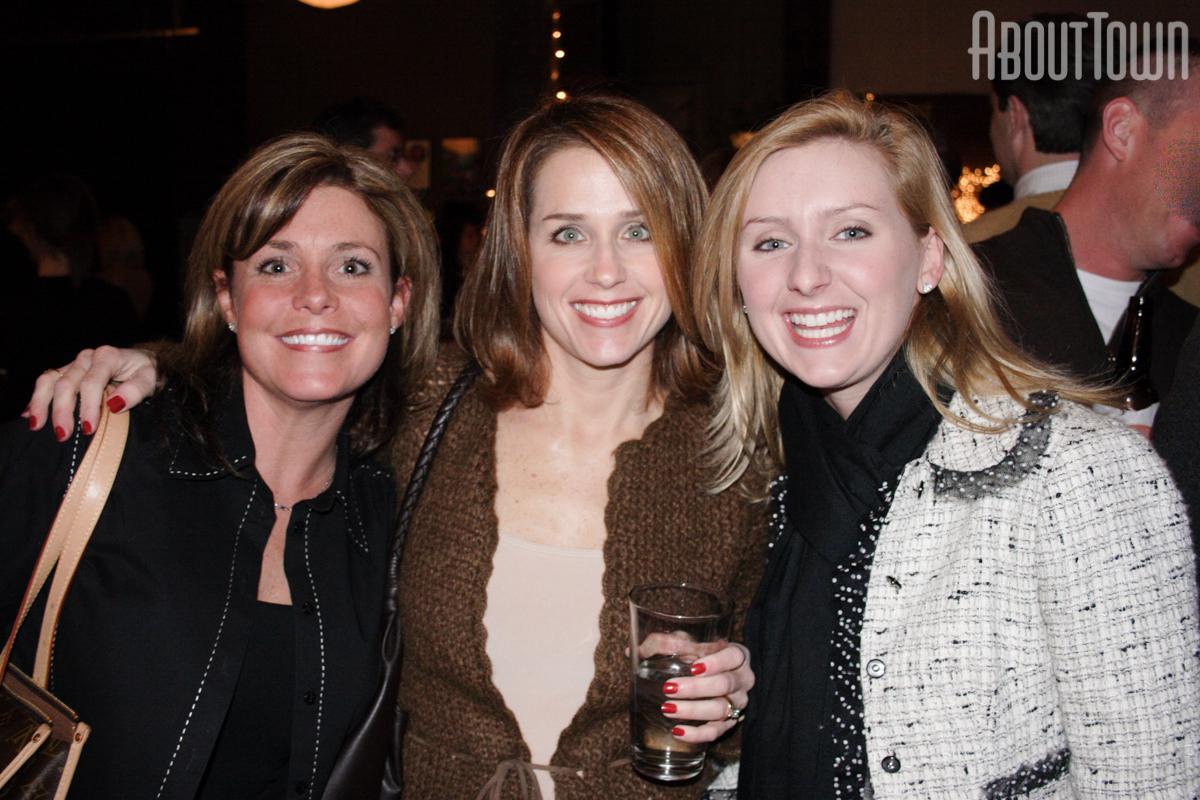 Cassie Moore, Jeannie Von Hagel, Paige Cunningham