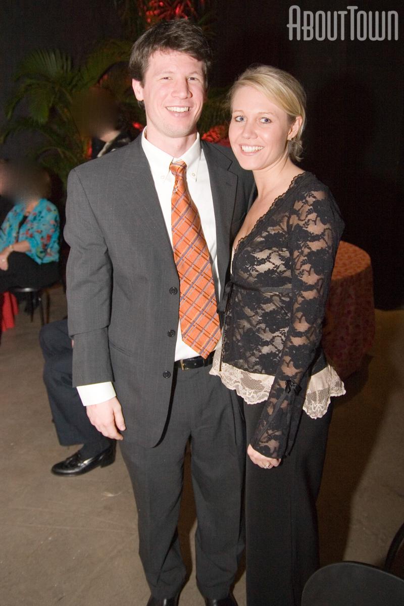 Trent and Brittney Buchanan