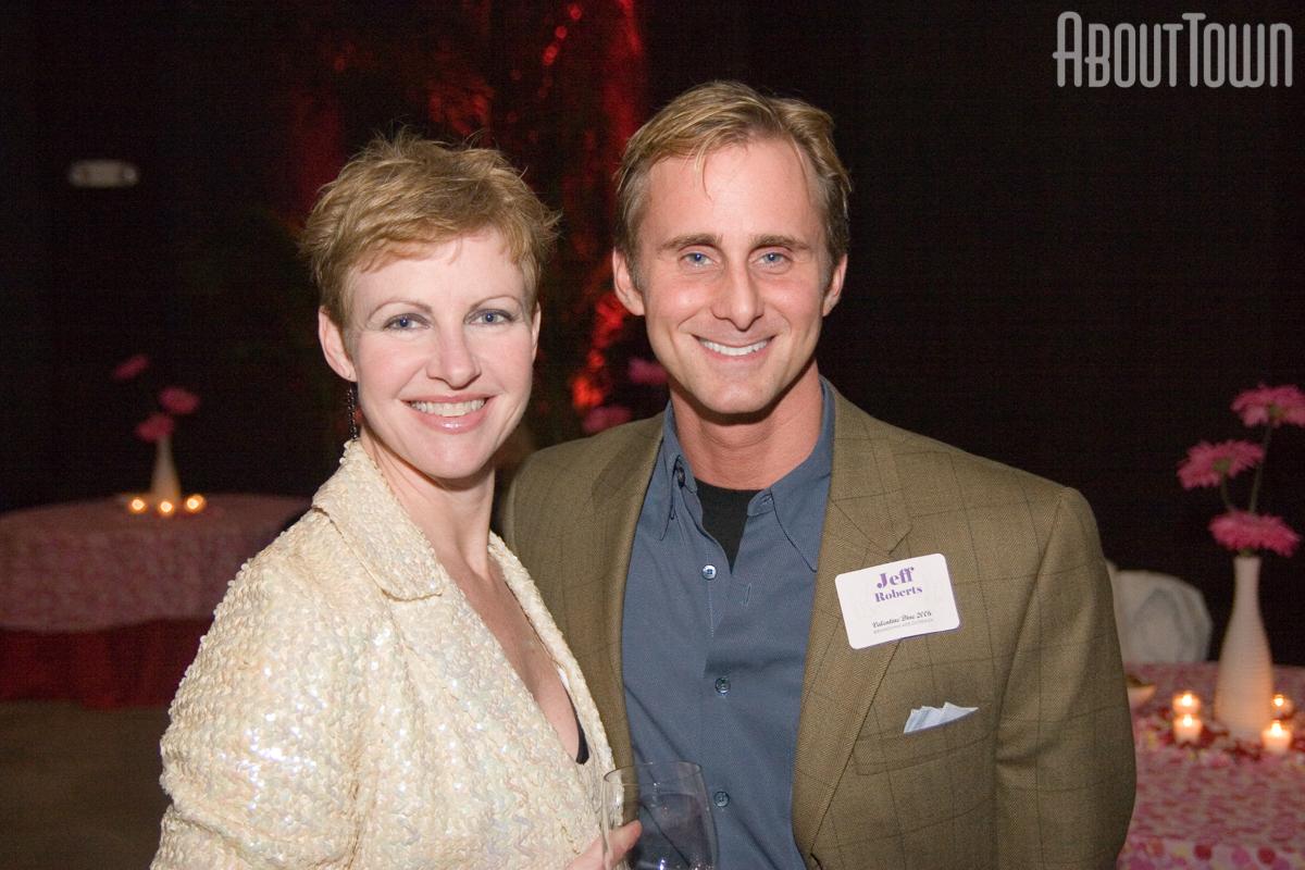 Jeff Roberts, Stephanie Newman