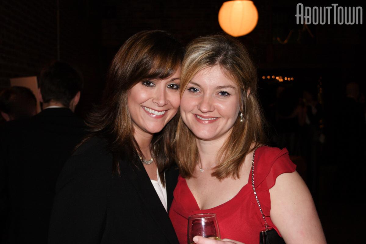 Hannah Porter, Angela Myers