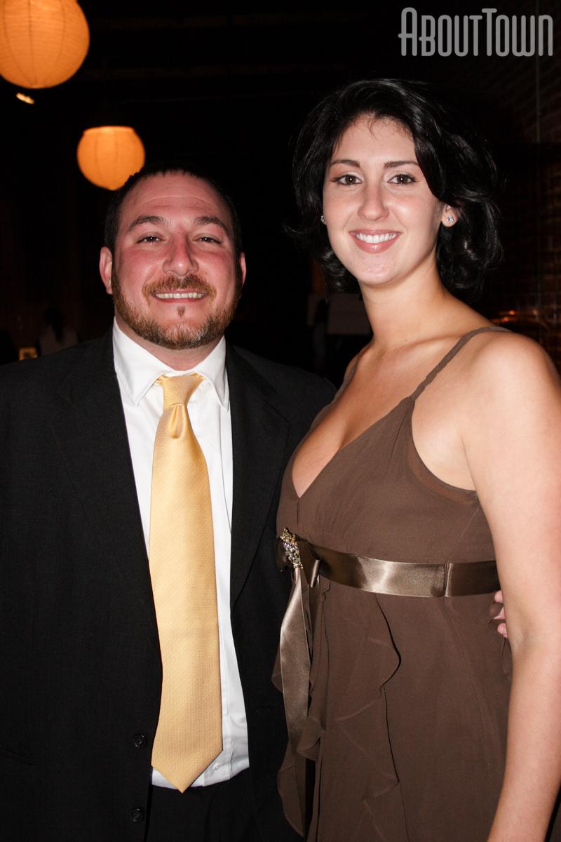 Tony and Rachel Dilaberto