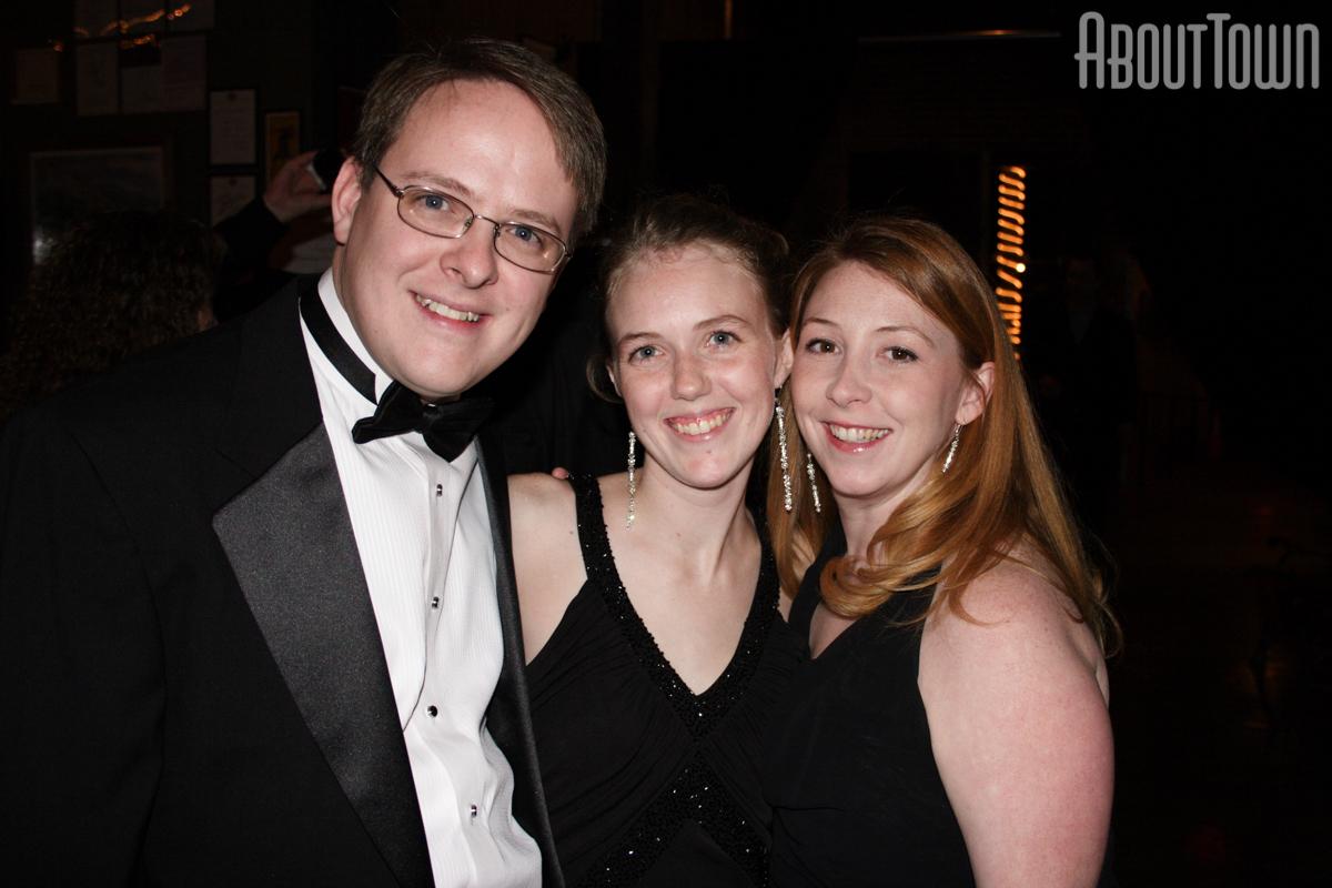 Evan Keller, Beth Harding, Allison Graves