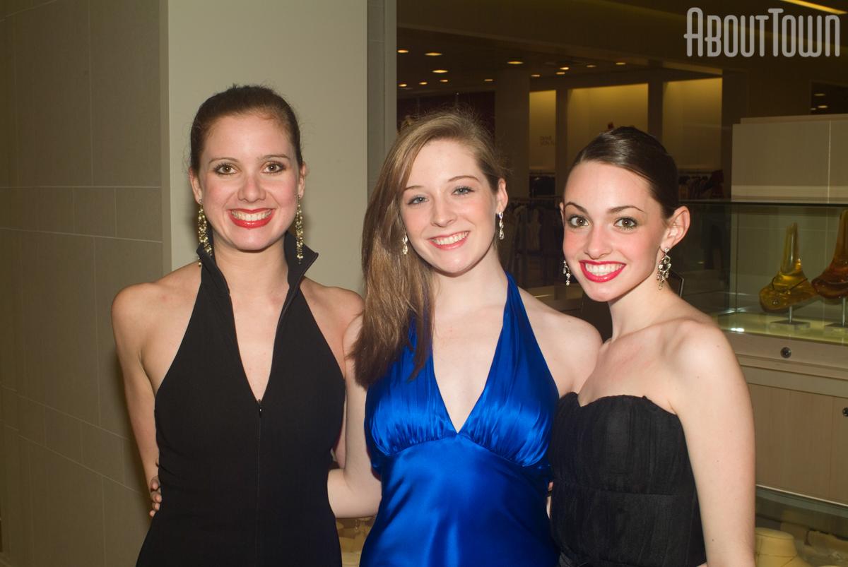 Katherine Thompson, Mary Katherine Williams, Megan DeWitt