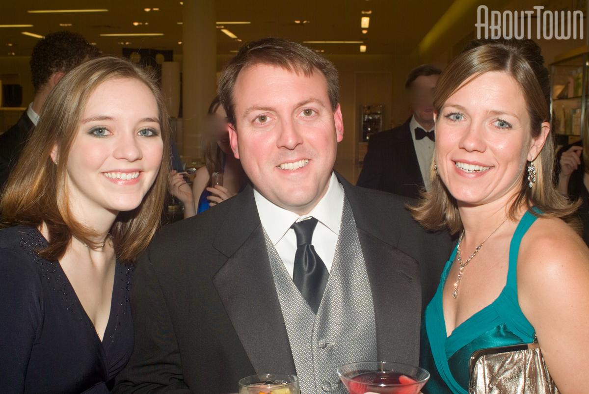 Megan Murphy, Jeff and Tracie Dugas