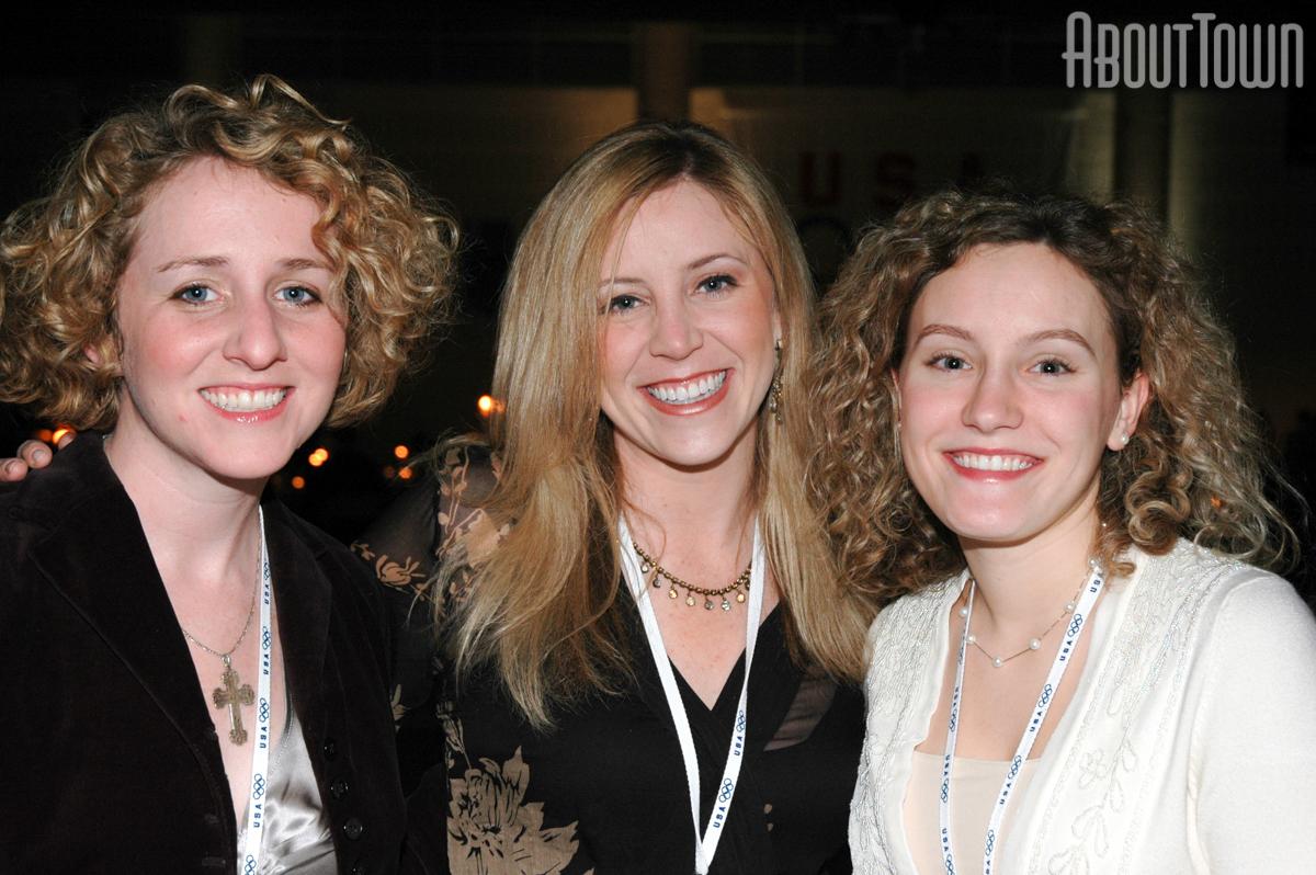 Chloe Collins, Krista Conlin, Bridget Officer