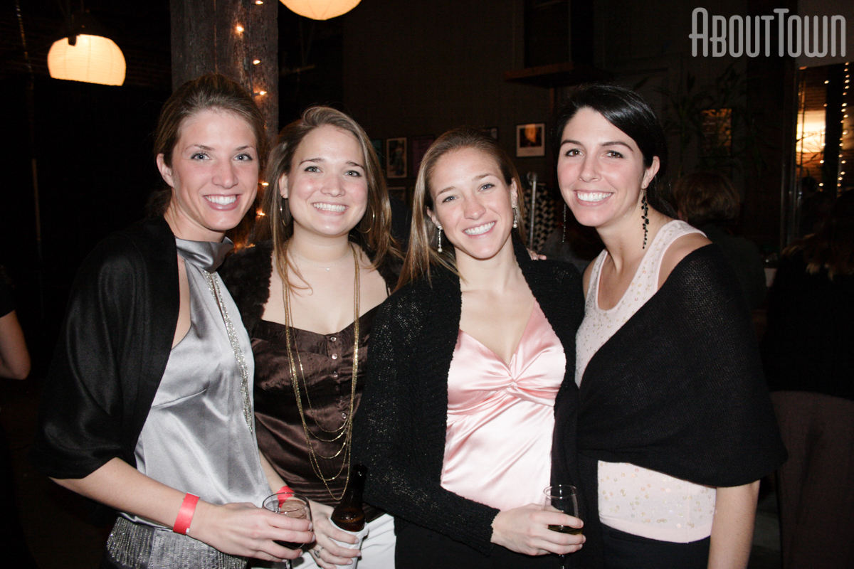 Kate Taylor, Anne Rain Tanner, Krista Dewitt, Jennifer Sirmon