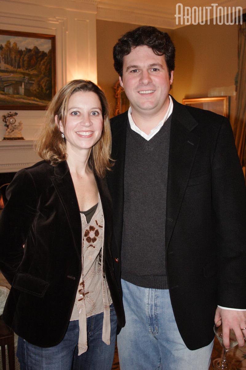 Martha and Brent Thompson
