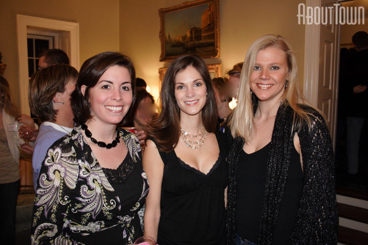 Leslie Brooks, Hallie Gibbs, Sally Garner