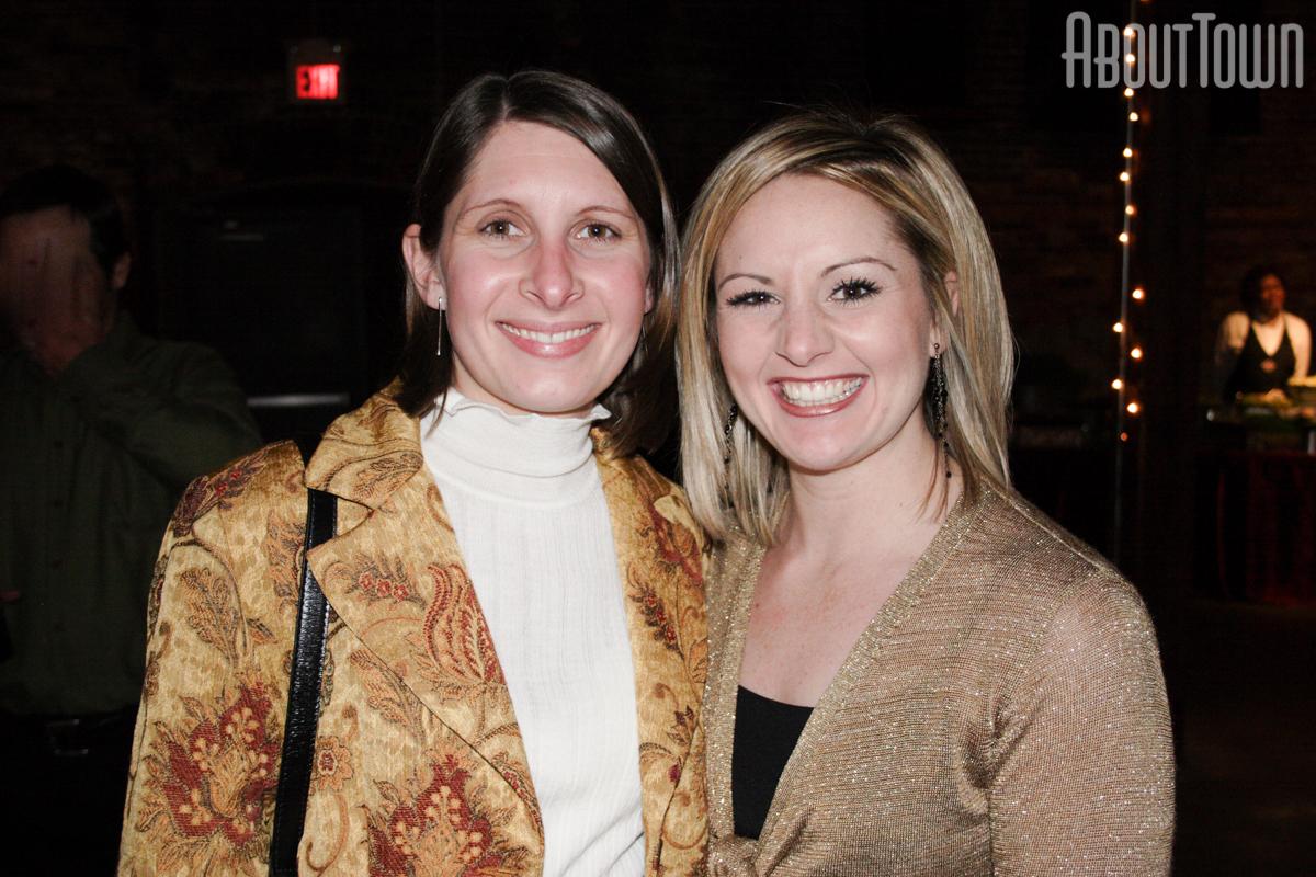 Nicole Dellaccio, Erin Stiebing