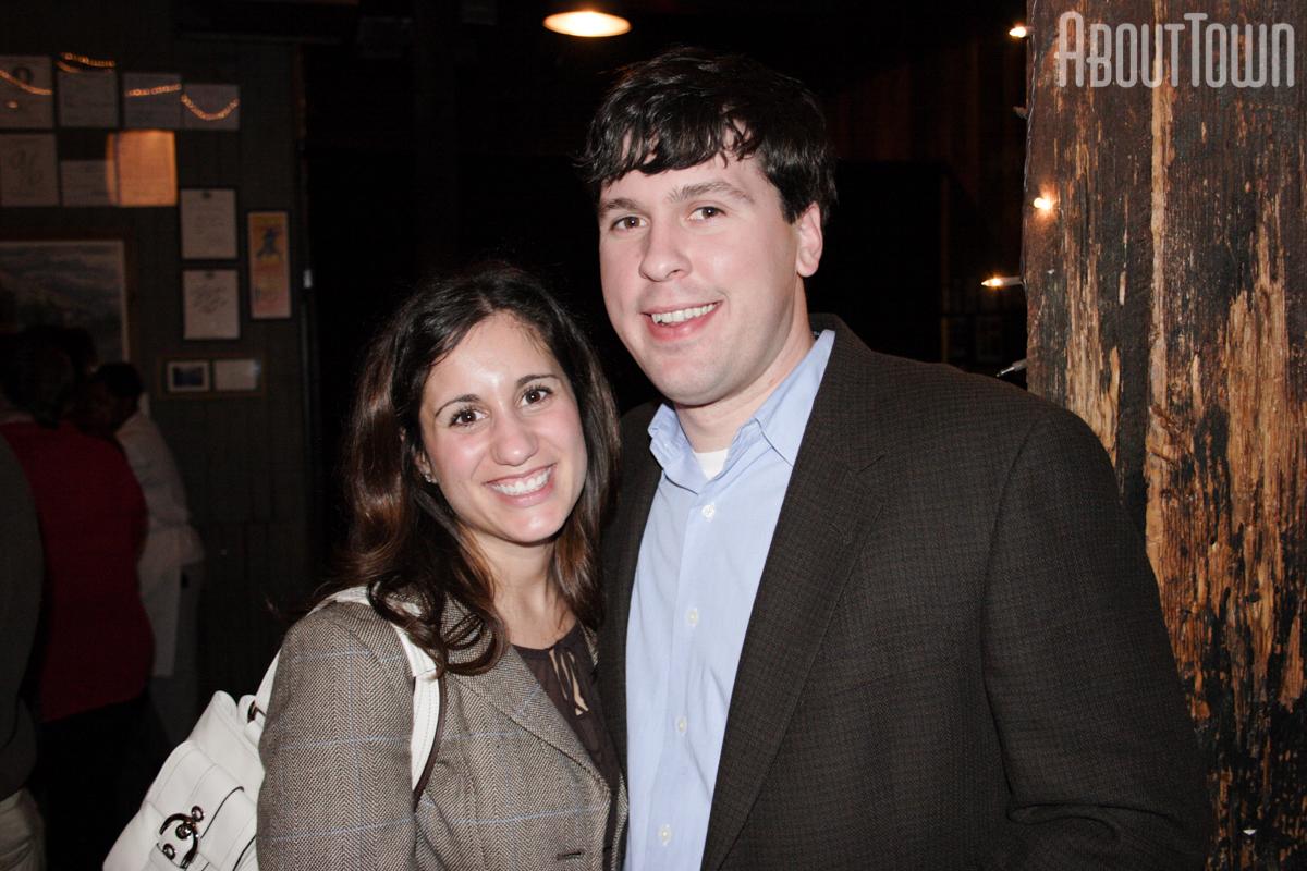 Jennie and Eric Robinson