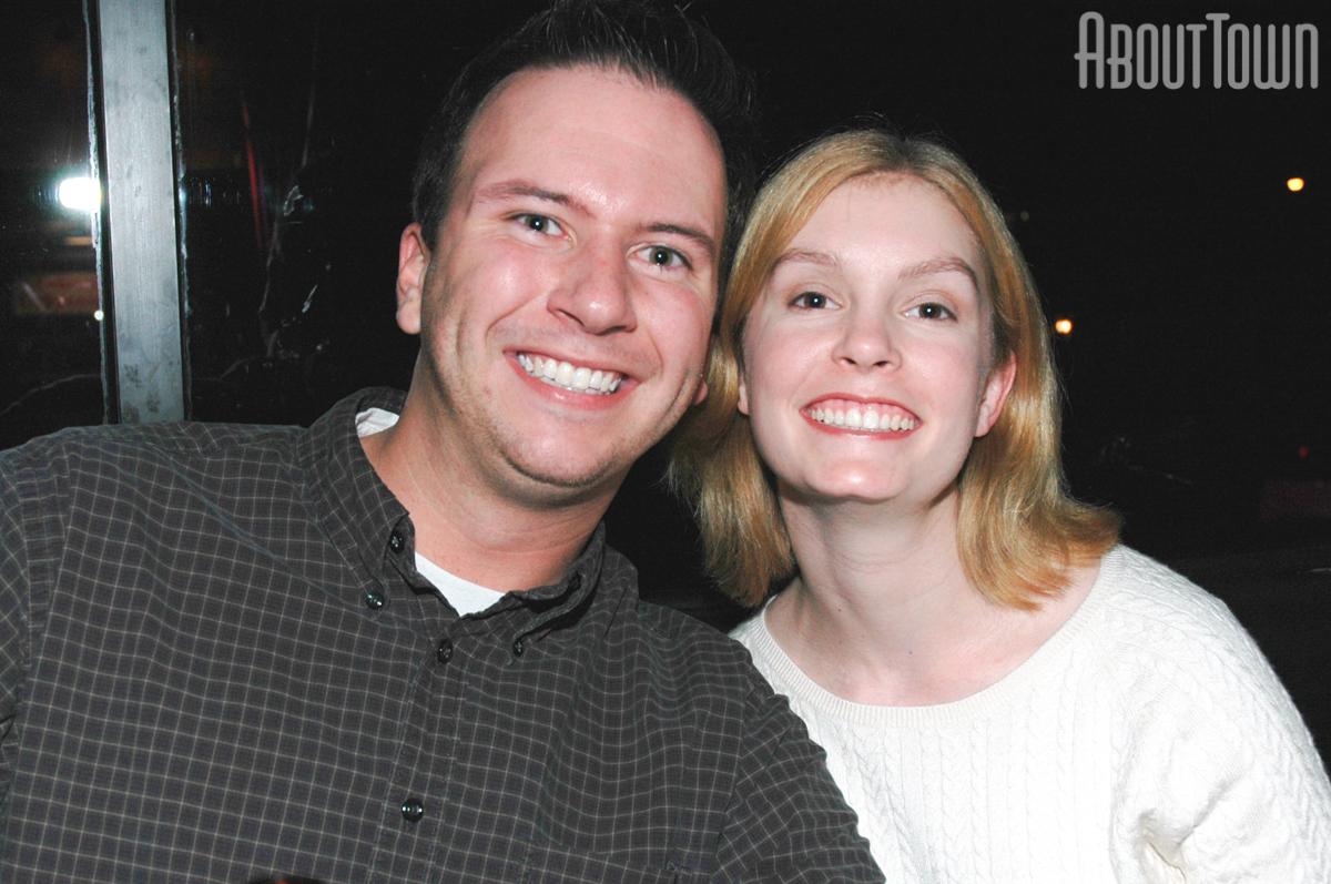 Matt Casey, Jennifer Cavarzan