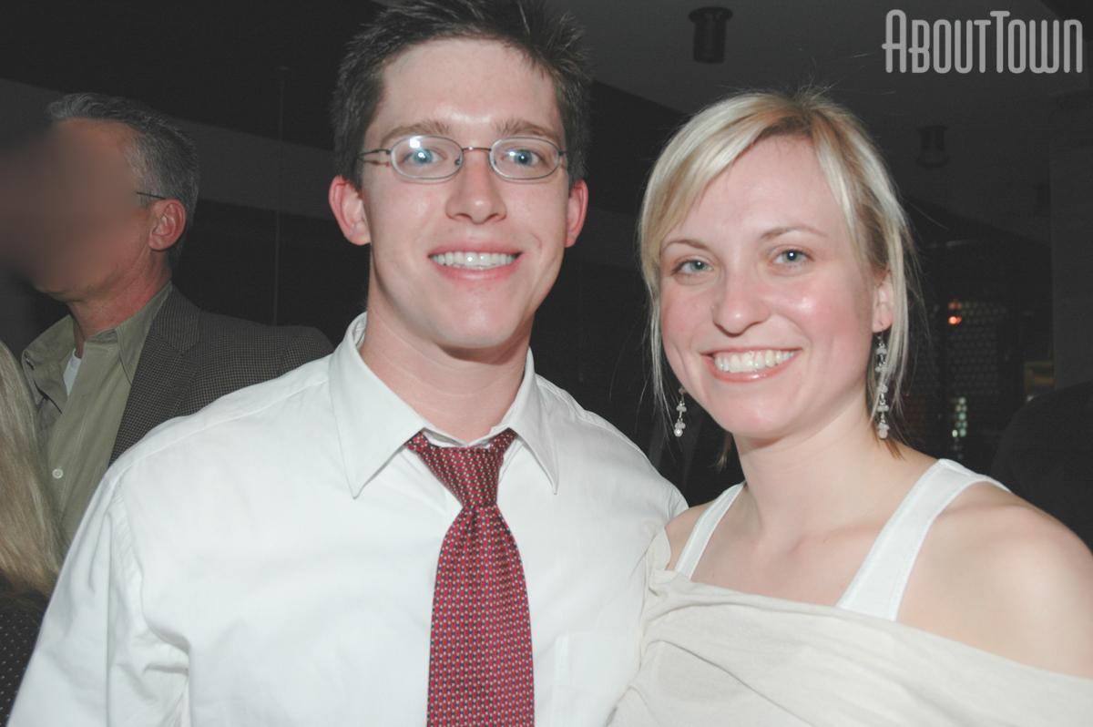 Richard Davis, McKenzie Mesler