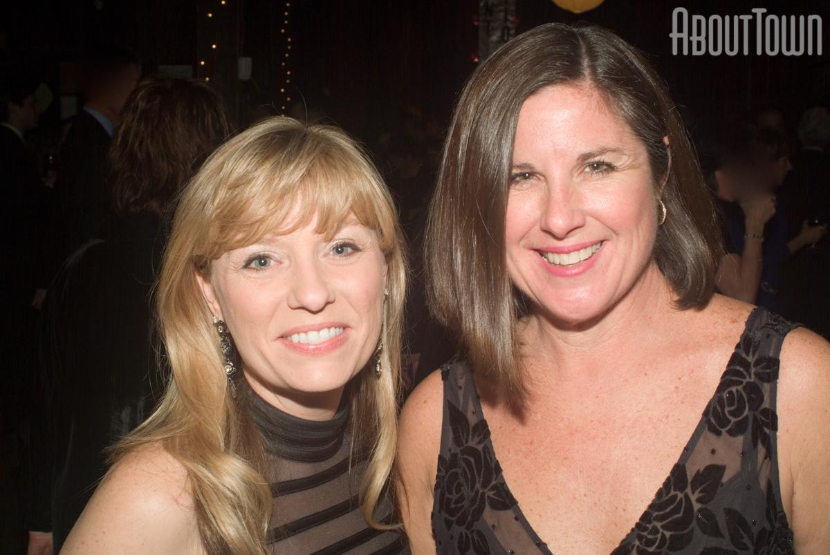 Becky Wilson, Susan Miller