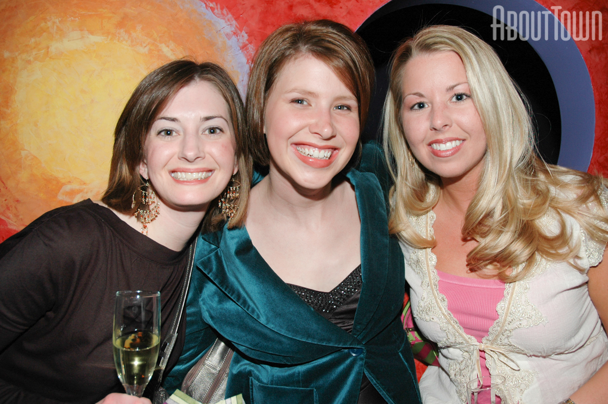 Frances Corbin, Ginny Temple, Jessica Hall