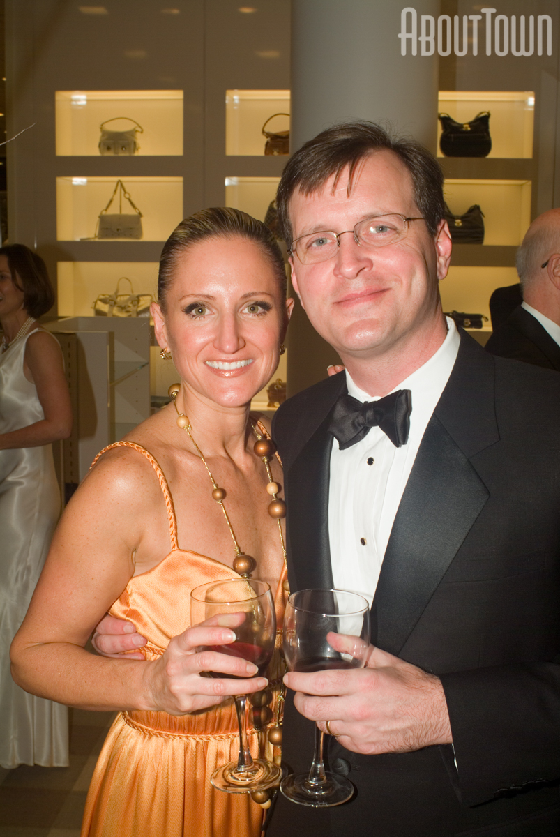 Beth and Murphy McMillan