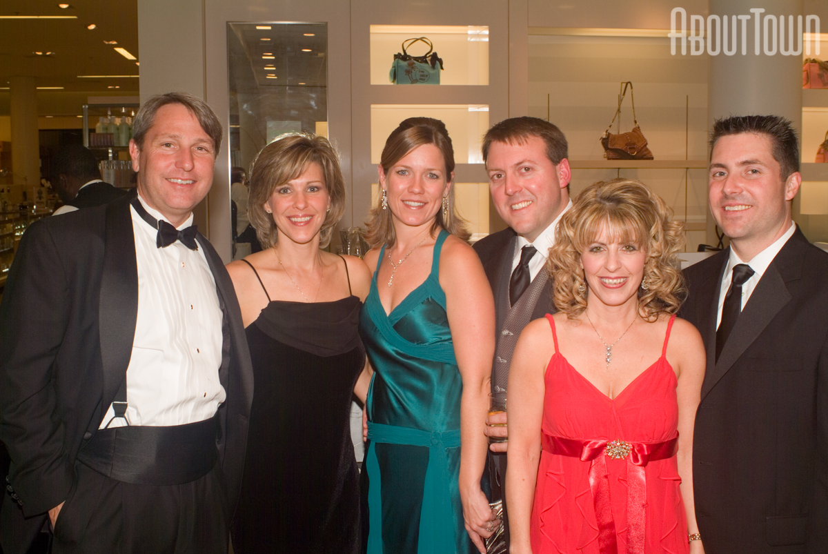 Ralph and Buffie Hymer, Tracie and Jeff Dugas, Andy and Joanna Duckett