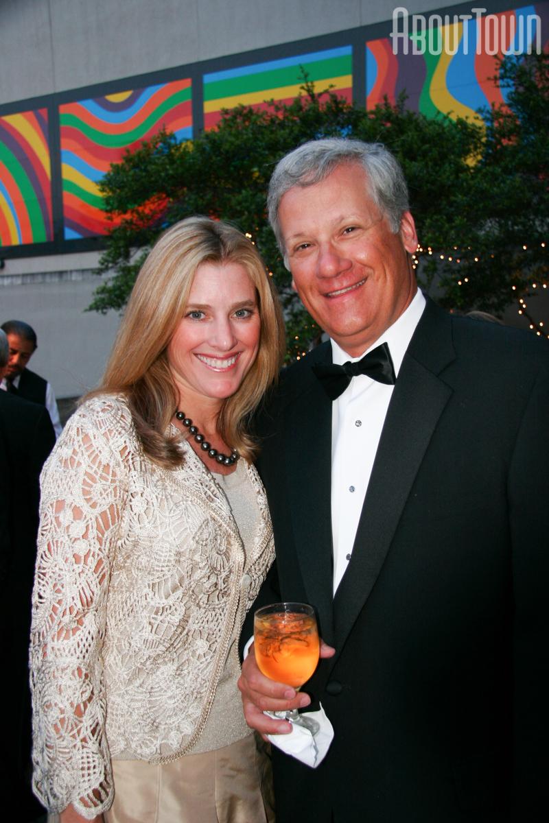 Patty and Bill Ireland