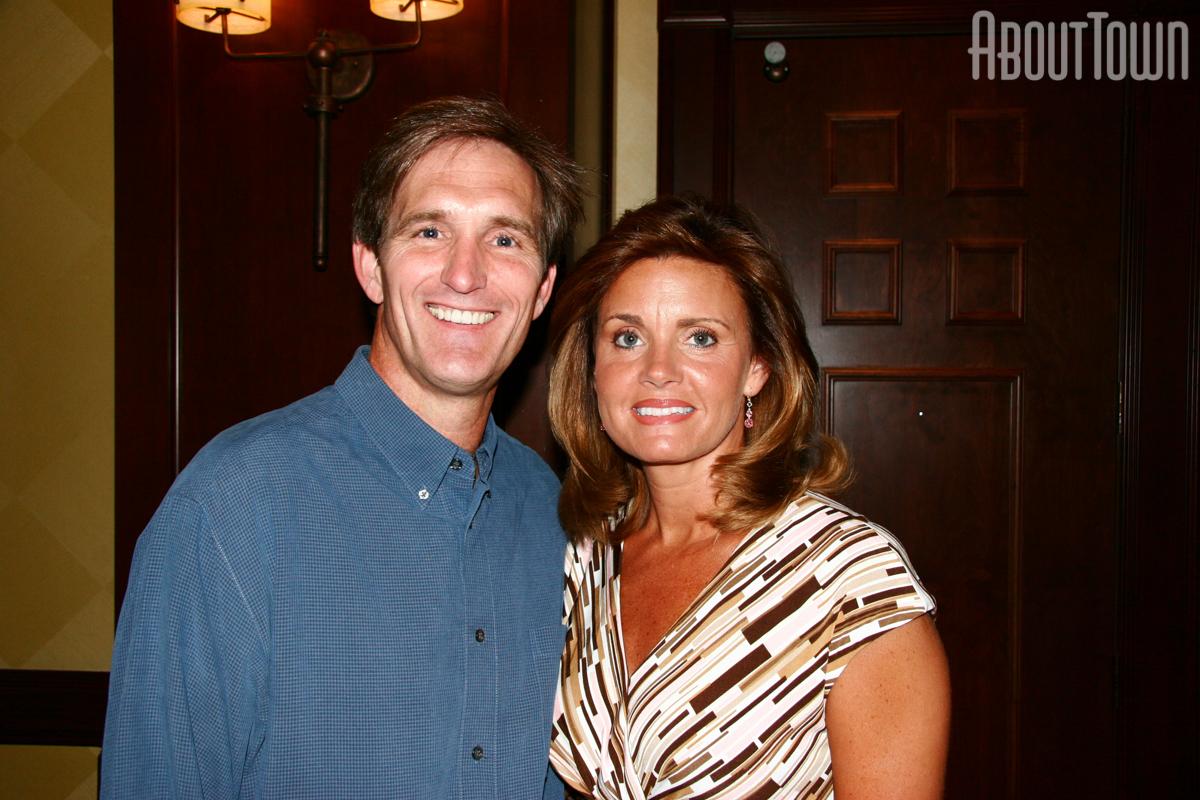Jim and Melanie Benton