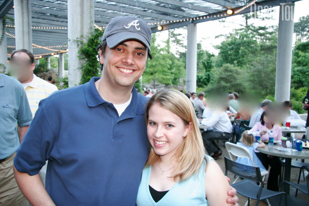 Russ and Rebecca Chambliss