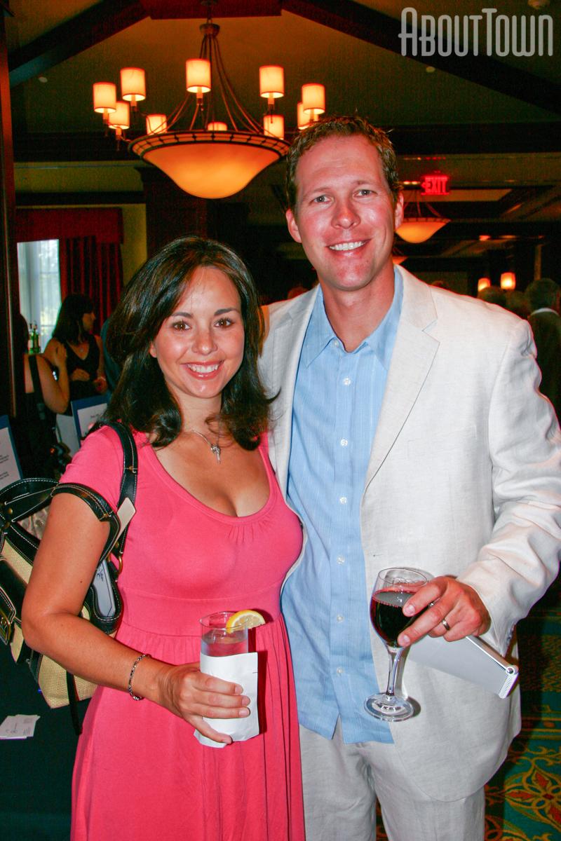 Tina and Stan White