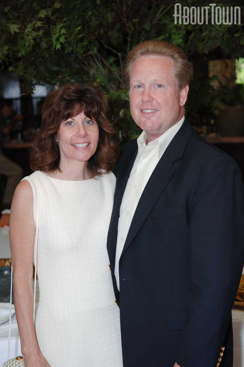 Michele and Chris White
