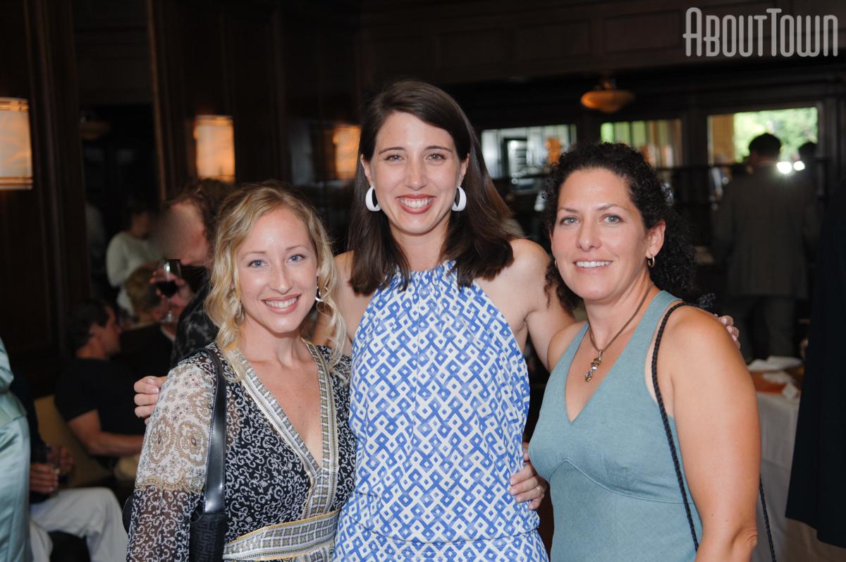 Heather Wallis, Emily Crawford, Marcy Fleming