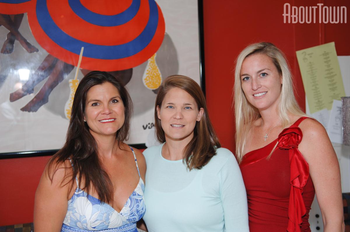 Margaret Camp, Nancy Baxley, Suzie Lynn