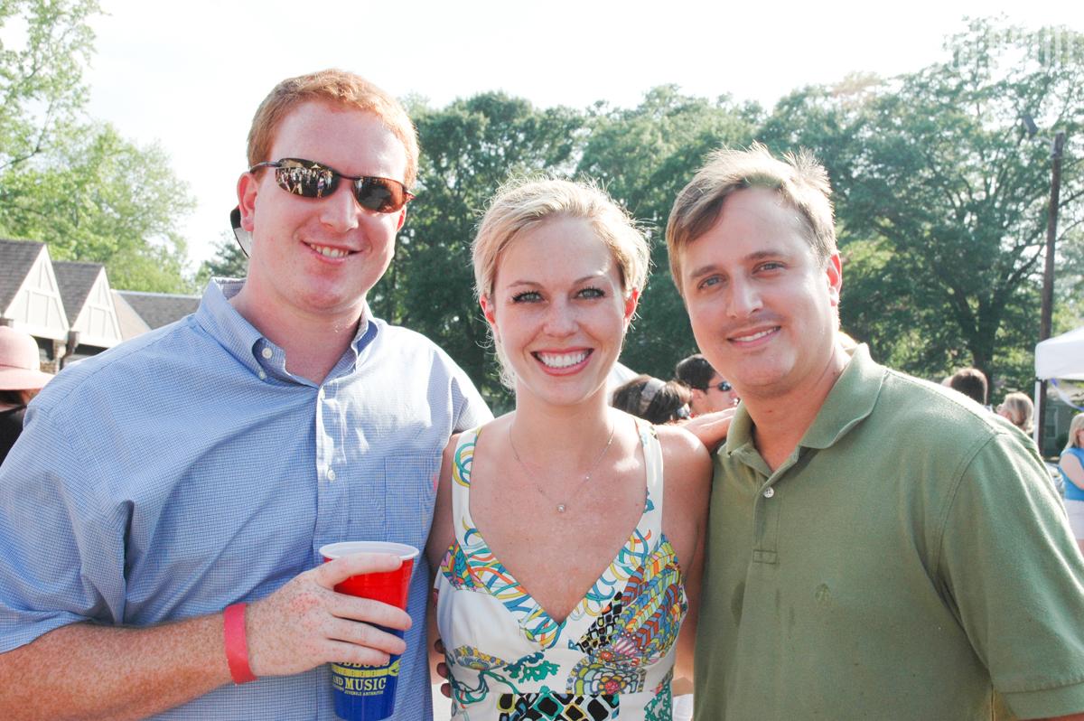 Preston Reeder, Sarah Beth Osteen, Jack Adams
