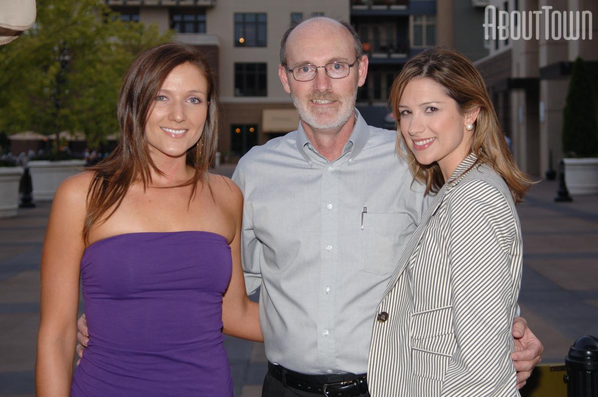 Emily Payne, Stuart Payne, Rachel Van Nortwick