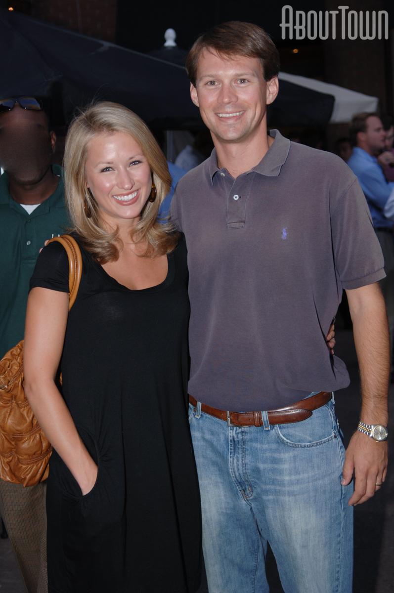 Anna and Brooks Harris