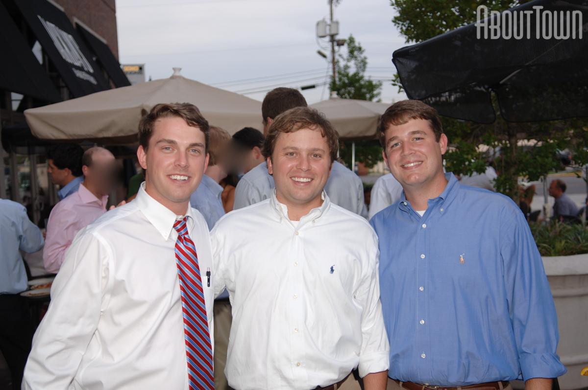 Philip Currie, Zach Peagler, Barron Lakeman