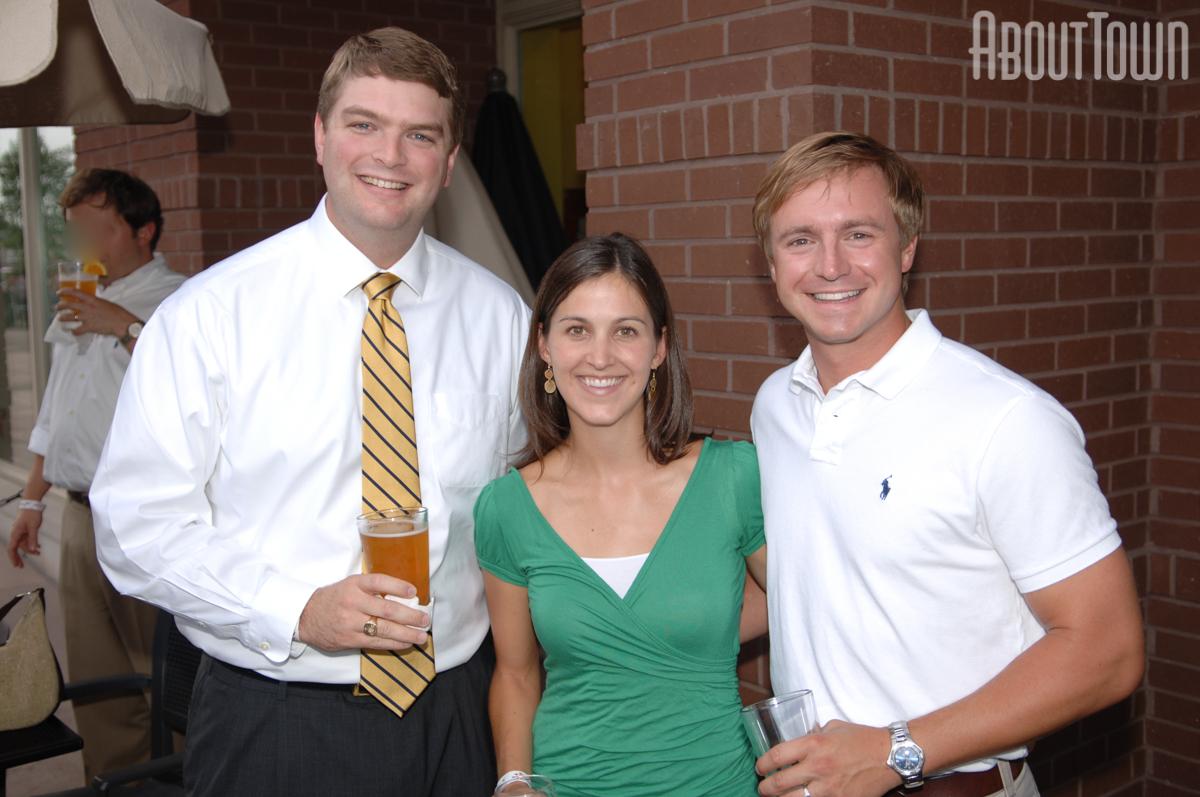 Blair Badham, Ellen and Brad Hawley