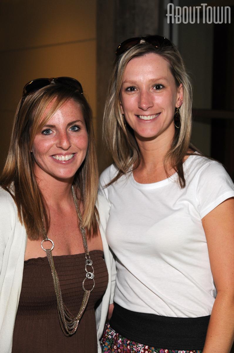 Nicole Hendrick, Ashley Groves
