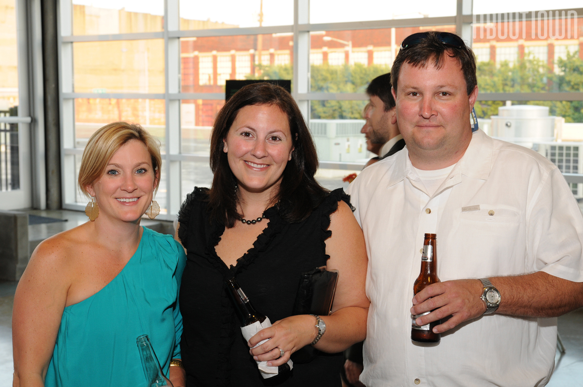 Aimee Stone, Kara and Billy Pardue