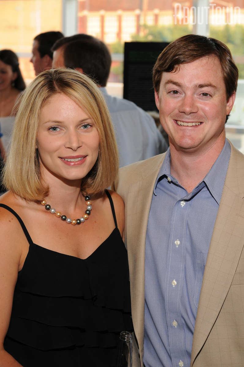 Kate and Milton Johnson