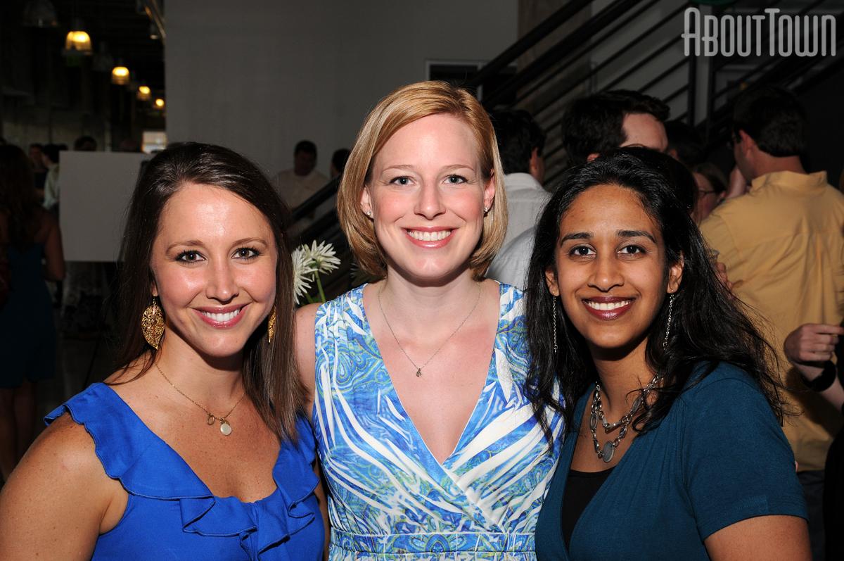 Kelsey Blair, Mary Hatcher, Shilpa Gaggar